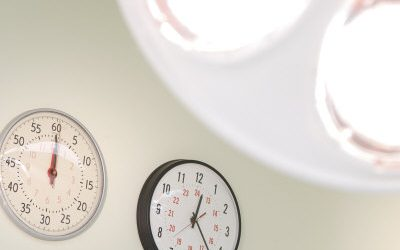 A Clear Explanation of Anesthesia Discontinuous Time